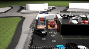 Технологии 3D облегчат работу полицейским.