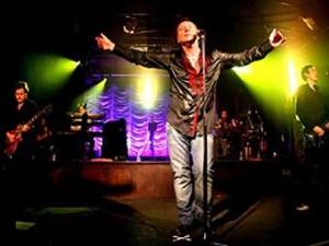Выступление Simple Minds. Фото с официального сайта группы.