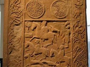 Резьба на пиктском камне