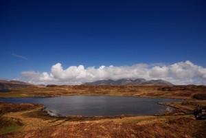 озеро Лох Ард