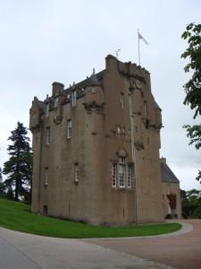 замок Кратес