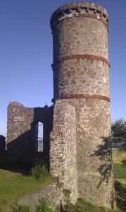 Руины Кинноулл Тауэр