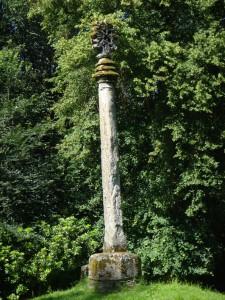 Шпиль с аббатства, Старый Скон