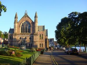 кафедральный собор Инвернесса