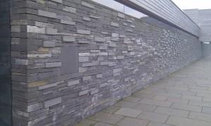 Стена мемориала битвы при Каллодене