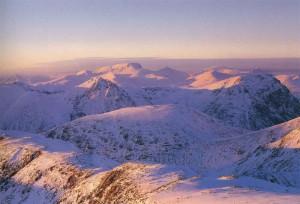 Шотландские горы
