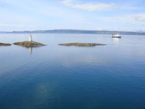 дорога на остров Скай