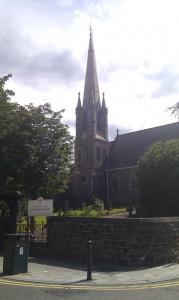 церковь Святого Андрея в форте Уильям