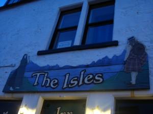 Харчевня The Isles Inn в Портри