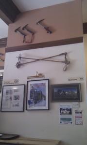 интерьер кафе в Форт Уильяме