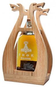 бутылка коллекционного виски Thor из Valhalla Collection, Highland Park
