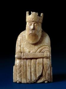 шахматный король с острова Льюис