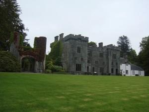 замок Армадейл, остров Скай