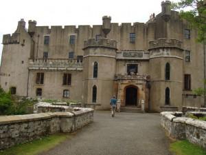 родовой замок МакЛаудов, Дунвеган, остров Скай