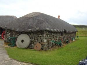 музей островной жизни, остров Скай