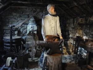 кузница, музей островной жизни, остров Скай