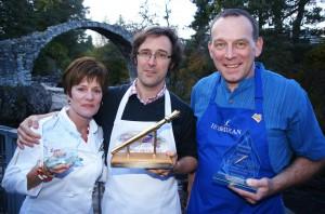 Победители чемпионата по приготовлению овсянки 2012, Каррбридж