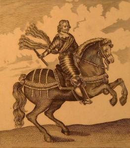 Александр Лесли, основатель русской ветви шотландского рода Лесли